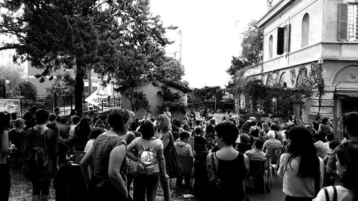 libere di muoversi libere di restare non una di meno roma